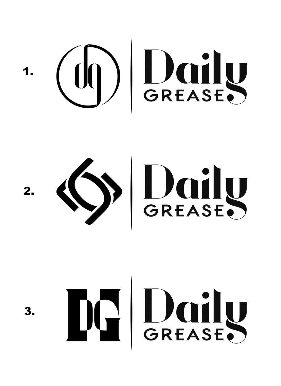 Entry 199 By Nikky1003 For Daily Grease Logo Design Freelancer