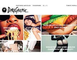 KatieSimpson tarafından Daily Grease Logo Design için no 201