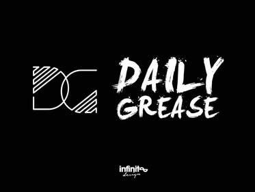 Infinitdesign08 tarafından Daily Grease Logo Design için no 260