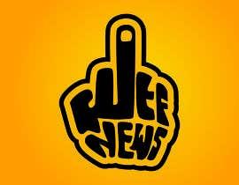 Nro 50 kilpailuun Design a logofor WTF News käyttäjältä kajari10