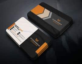 Nro 12 kilpailuun Design a Logo, business cards and letterheads käyttäjältä vectortwins
