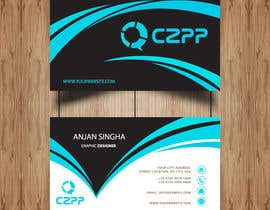 Nro 30 kilpailuun Develop a Brand Identity CZPP käyttäjältä logoup