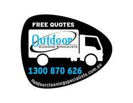#11 for Create Print and Packaging Designs for Outdoor cleaning company af enshano