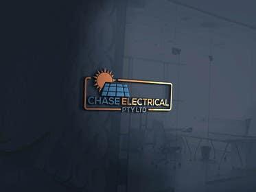 """mdrashed2609 tarafından Design a Logo for """"Chase Electrical"""" için no 92"""