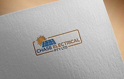 """mdrashed2609 tarafından Design a Logo for """"Chase Electrical"""" için no 94"""