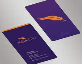 #41 cho Design a business card bởi jobee