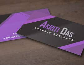 #44 cho Design a business card bởi vansh9870