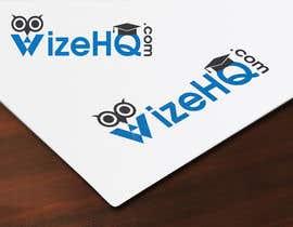 #33 for WizeHQ Logo Design by harishjeengar