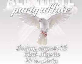 #3 for All white affair  party flyer by m99