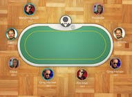 #9 for Poker game interface design by webdesigne22