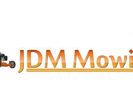 #6 para Design a Logo for JDM Mowers por prachil007