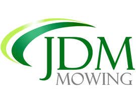 #7 para Design a Logo for JDM Mowers por weaarthebest