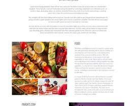 Nro 30 kilpailuun Design a long scrolling homepage website mockup käyttäjältä SeanKilian