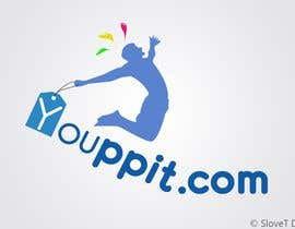 Nambari 363 ya Logo Design for Youppit.com na slovetest
