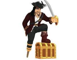 dmitryshlyahov tarafından Design a pirate için no 4