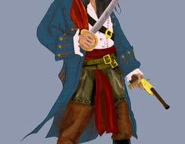 jorgedehaquiz tarafından Design a pirate için no 16