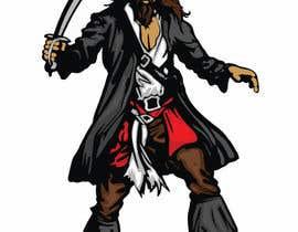 B4TISTUT4 tarafından Design a pirate için no 6