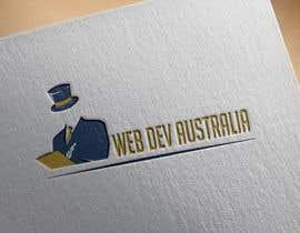 "ahmad111951 tarafından Logo for ""Web Dev Australia"" için no 17"