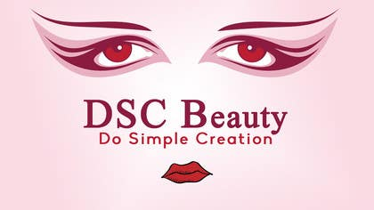 santu240 tarafından 设计徽标DSC Beauty化妆工具类 için no 19