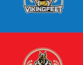 Nro 50 kilpailuun Logo for VIKINGFEET käyttäjältä icechuy22