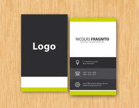 #5 cho Design Some Business Cards bởi NicolasFragnito
