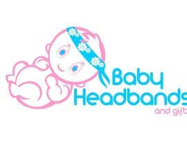 #14 for Design a Logo for http://babyheadbandsandgifts.com/ by gbeke