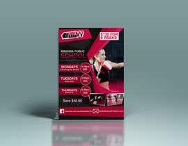Nro 15 kilpailuun Design a Flyer FOR BOOTCAMPS käyttäjältä TheScylla