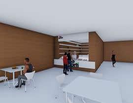 Nro 4 kilpailuun 3D Interior Design for Food Store käyttäjältä YaelGoren