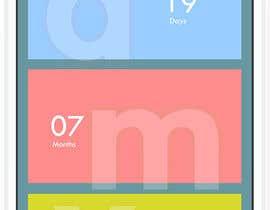 Nro 6 kilpailuun Design an App Mockup käyttäjältä razer12