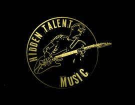Nro 64 kilpailuun Design a logo for an upcoming music venture. käyttäjältä darkoosk