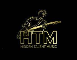 Nro 65 kilpailuun Design a logo for an upcoming music venture. käyttäjältä darkoosk