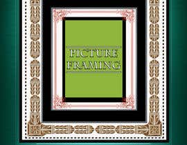 #8 for DESIGN A PICTURE FRAMING BANNER by arlequia