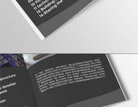 Nro 14 kilpailuun Design a Brochure käyttäjältä designkolektiv
