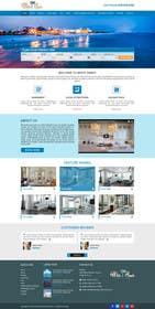 abcdNd tarafından Design a Website Mockup for Holiday Rentals için no 15