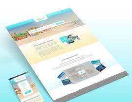 #36 for Design a Website Mockup for Holiday Rentals by softechnos5