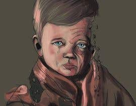 #14 для Reinvent The Crying Boy painting (Menino da Lagrima) от antoniopiedade