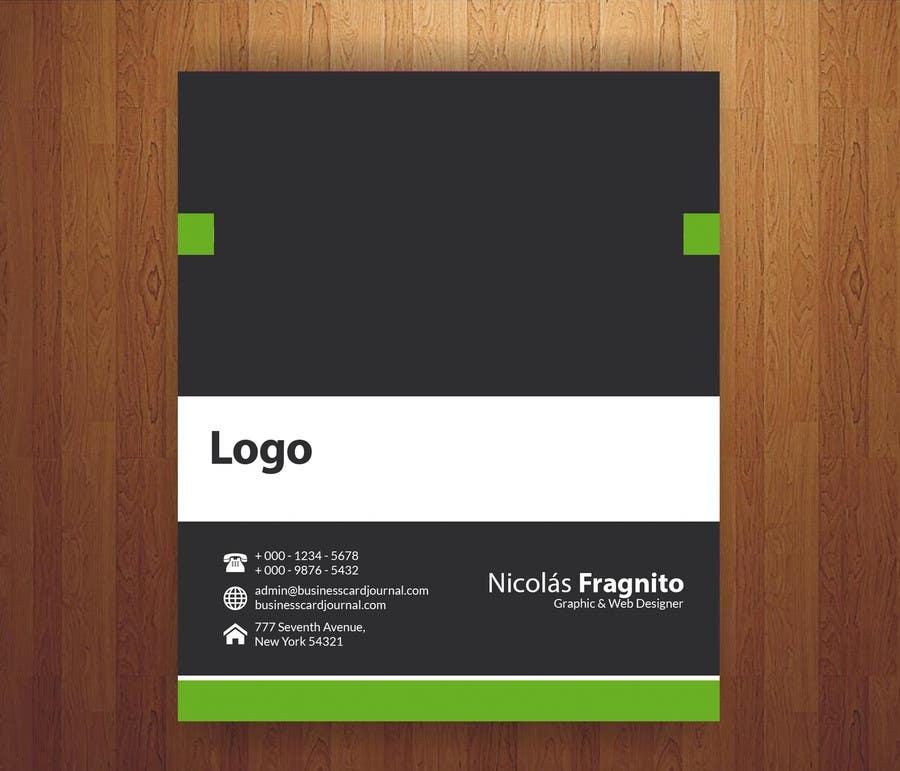 Penyertaan Peraduan #1 untuk Design Some Business Cards