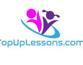 Nro 9 kilpailuun Design a logo for TopUpLessons.com käyttäjältä lasanthalallalo