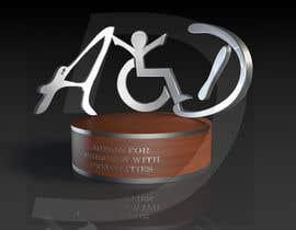 nº 11 pour Do some 3D Modelling and design for a trophy par ntandodlodlo