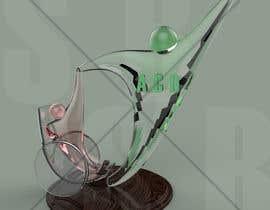 #6 for Do some 3D Modelling and design for a trophy af ramyarch90
