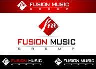Bài tham dự #315 về Graphic Design cho cuộc thi Logo Design for Fusion Music Group