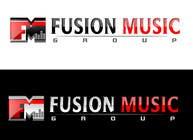 Bài tham dự #347 về Graphic Design cho cuộc thi Logo Design for Fusion Music Group