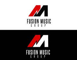 nº 99 pour Logo Design for Fusion Music Group par pivarss