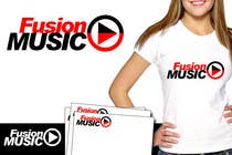 Graphic Design Contest Entry #345 for Logo Design for Fusion Music Group