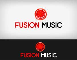 #235 para Logo Design for Fusion Music Group por Lozenger
