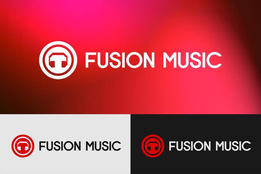 Конкурсная заявка №237 для Logo Design for Fusion Music Group