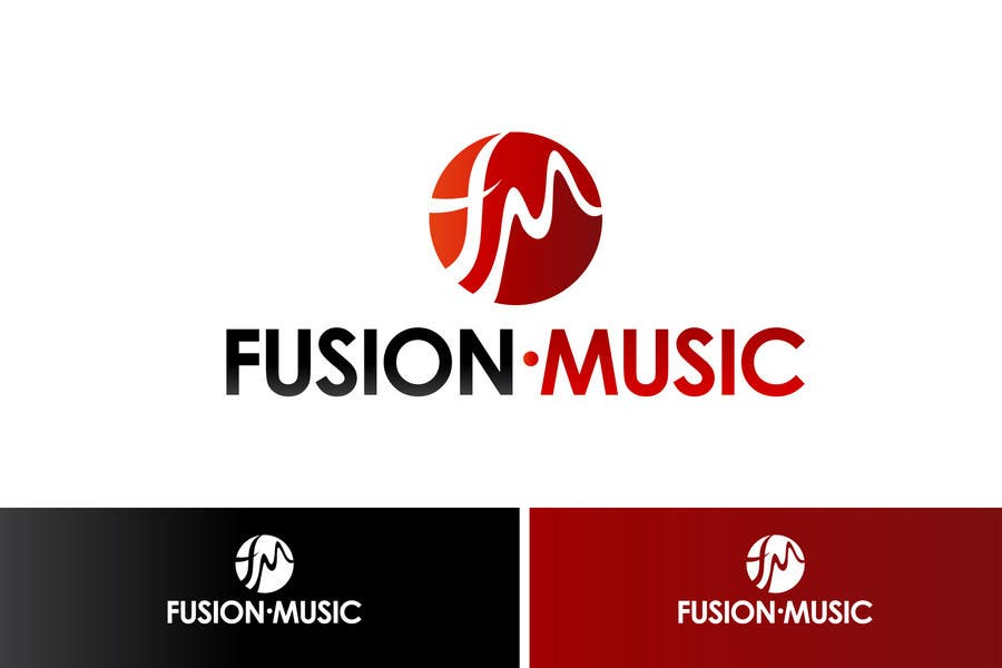 Contest Entry #162 for Logo Design for Fusion Music Group