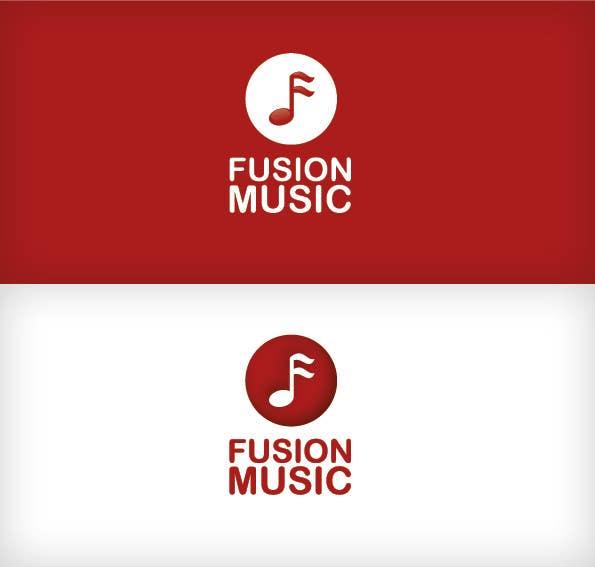 Конкурсная заявка №150 для Logo Design for Fusion Music Group