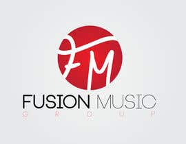 nº 319 pour Logo Design for Fusion Music Group par ChutneyDesign