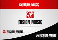 Bài tham dự #184 về Graphic Design cho cuộc thi Logo Design for Fusion Music Group